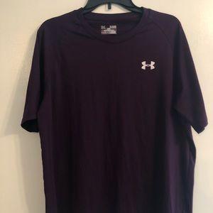 Under Armour SS Heatgear Shirt Loose Fit XL